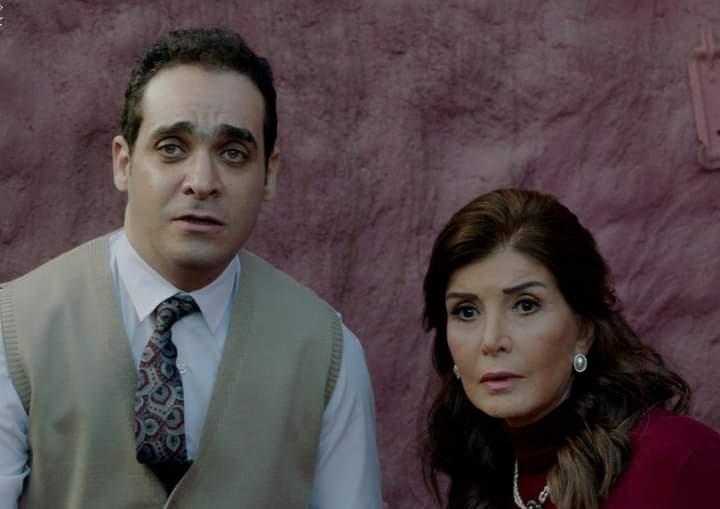 أحمد زكريا في مسلسل بالحجم العائلي