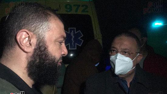 أهالى ضحايا حادث الإسكندرية يروون تفاصيل الواقعة لـاليوم السابع (1)
