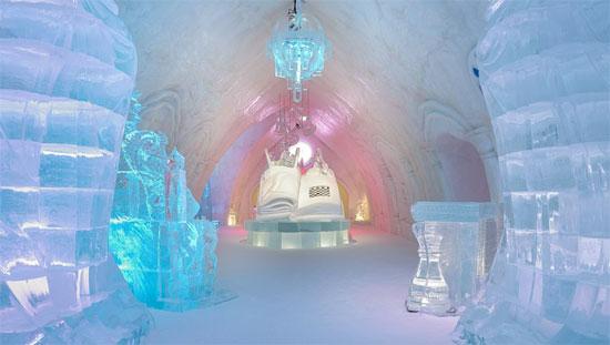 فندق الجليد (3)