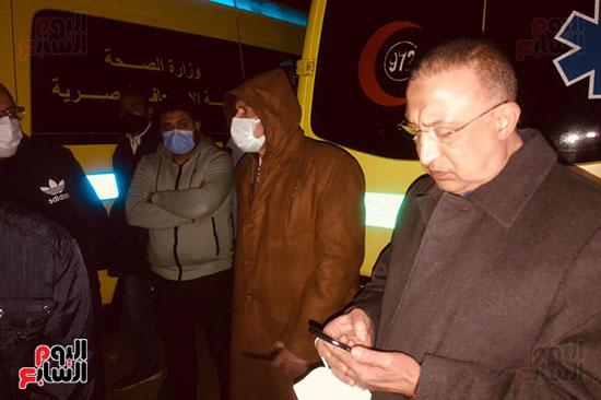 أهالى ضحايا حادث الإسكندرية يروون تفاصيل الواقعة لـاليوم السابع (5)