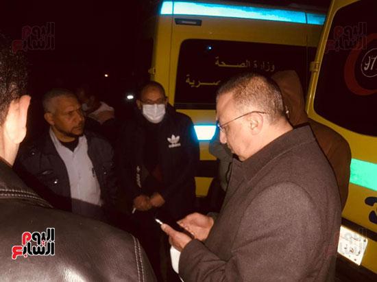 أهالى ضحايا حادث الإسكندرية يروون تفاصيل الواقعة لـاليوم السابع (4)