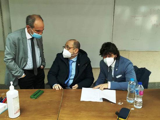 تعاون-بين-جامعة-جنوا-الإيطالية-وجامعة-مصر-للعلوم-والتكنولوجيا-لتدريب-أطباء-الأسنان