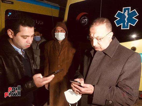 قوات الإنقاذ تواصل البحث عن ضحايا مركب الإسكندرية (4)