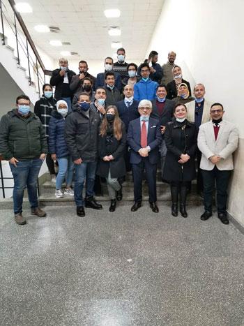 تعاون-بين-جامعة-جنوا-الإيطالية-وجامعة-مصر-للعلوم-والتكنولوجيا-لتدريب-أطباء-الأسنان-(2)
