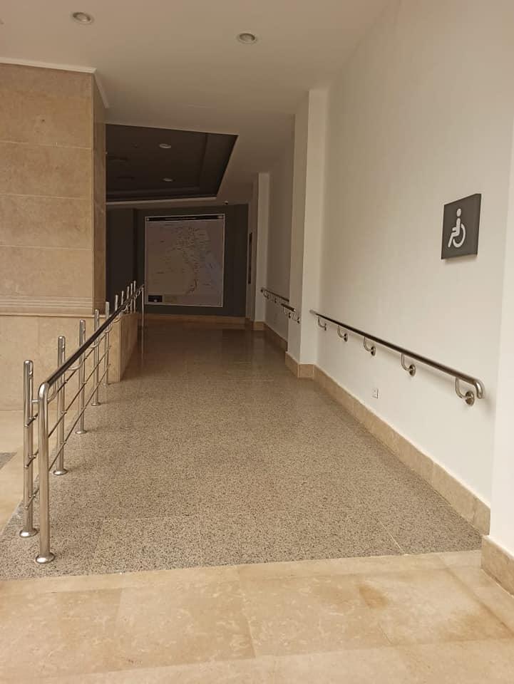 المتحف مستعد لاستقبال ذوي الهمم (1)
