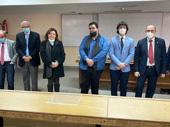 تعاون-بين-جامعة-جنوا-وجامعة-مصر-للعلوم-لتدريب-أطباء-الأسنان