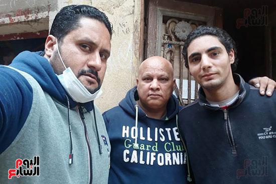 محمود-ووالده-مع-مراسل-اليوم-السابع-(1)