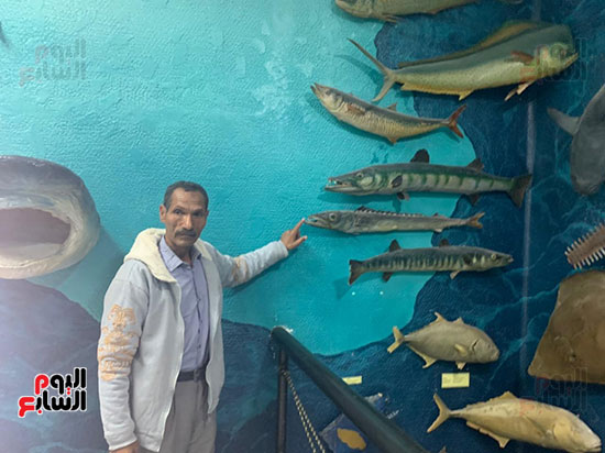 أسرار عالم تحنيط الأسماك بعد نفوقها (5)