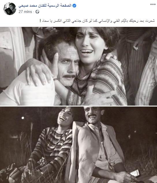 محمد صبحى