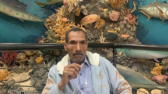 أسرار عالم تحنيط الأسماك بعد نفوقها (3)