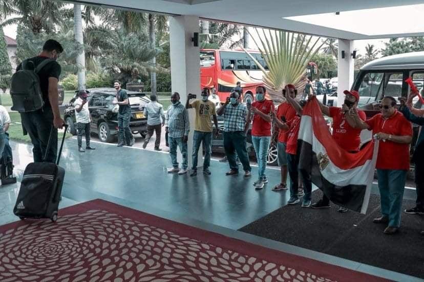 الجالية المصرية في تنزانيا