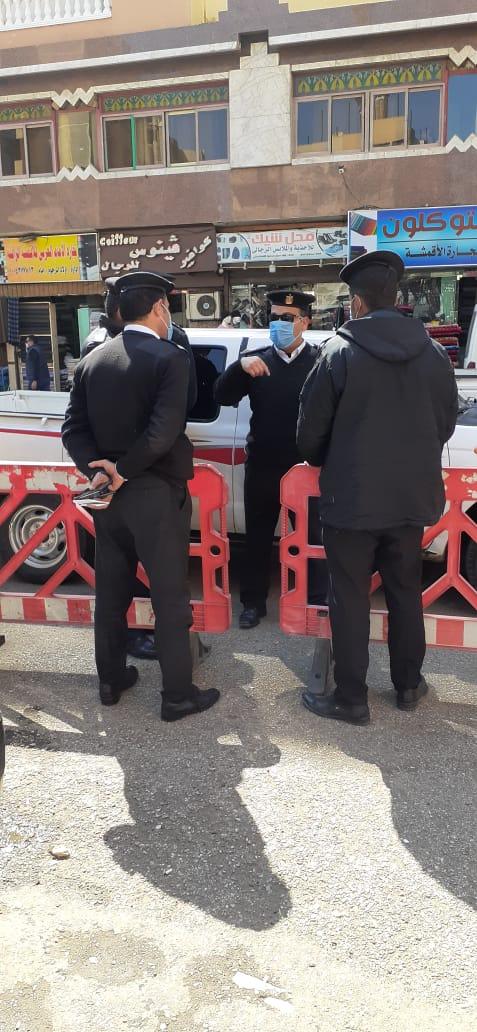 جانب من حملات الشرطة  (2)