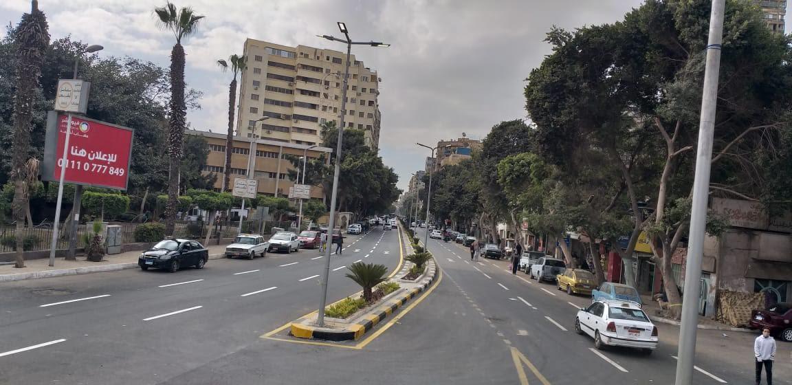 شارع المنيل بعد التطوير