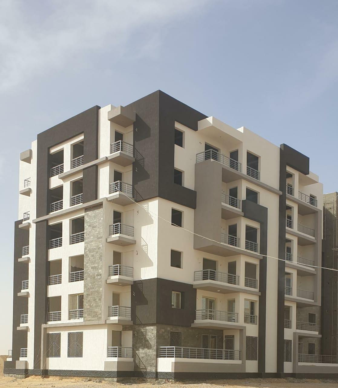 مشروع جنه بتوسعات مدينة الشيخ زايد  (4)