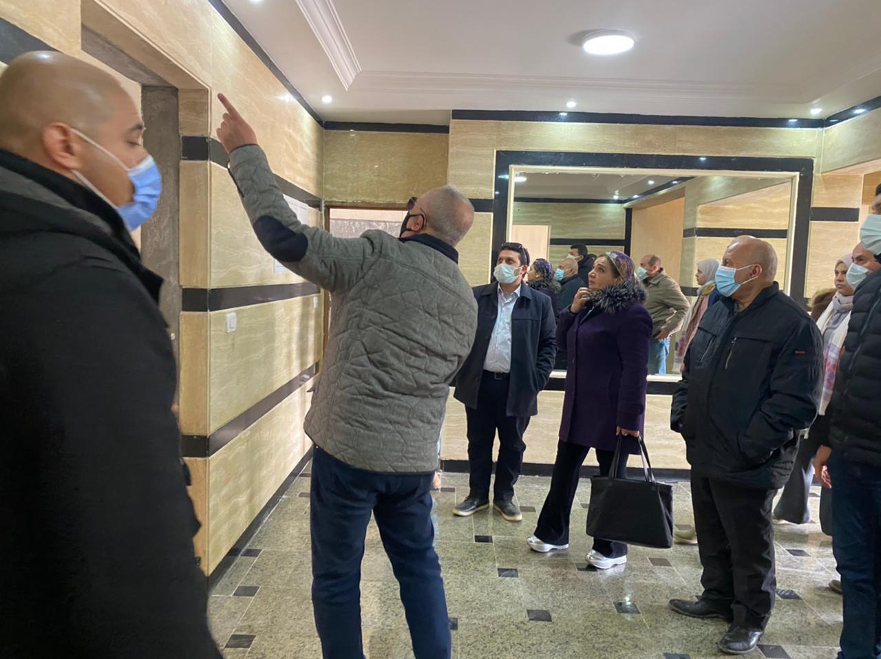 مشروع جنه بتوسعات مدينة الشيخ زايد  (3)