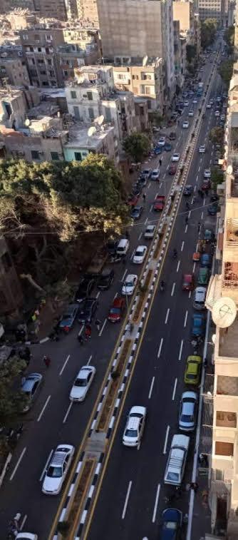 تطوير شارع المنيل بمصر القديمة
