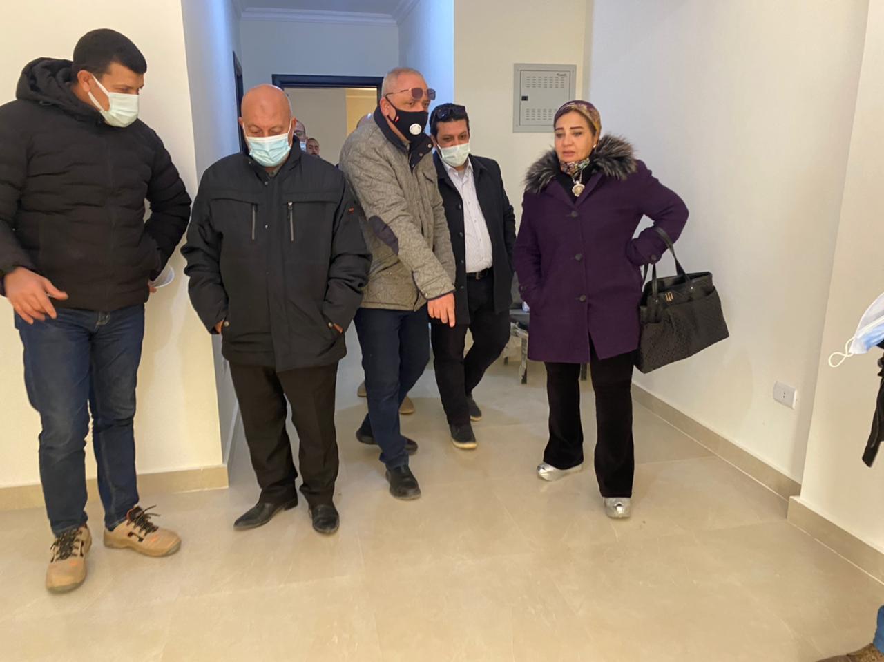 مشروع جنه بتوسعات مدينة الشيخ زايد  (2)