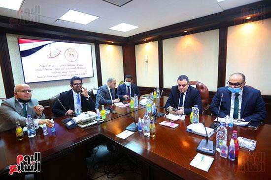 الأعلى للإعلام يعقد جلسة مع وزير الخارجية