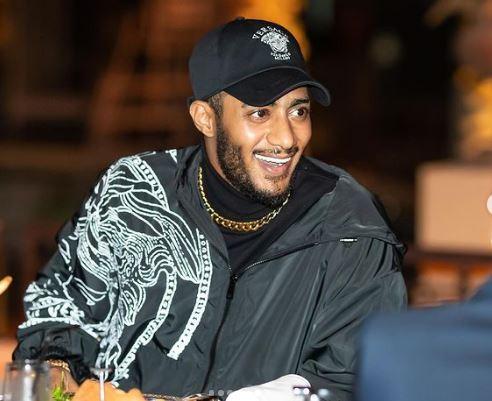 محمد رمضان في أحدث ظهور