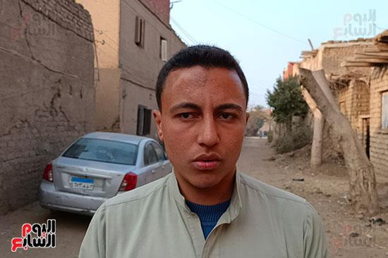 سكان-عقار-المنوفية-المنهار-(2)