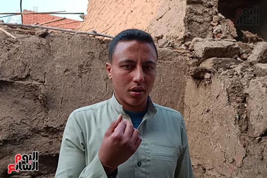 سكان-عقار-المنوفية-المنهار-(1)