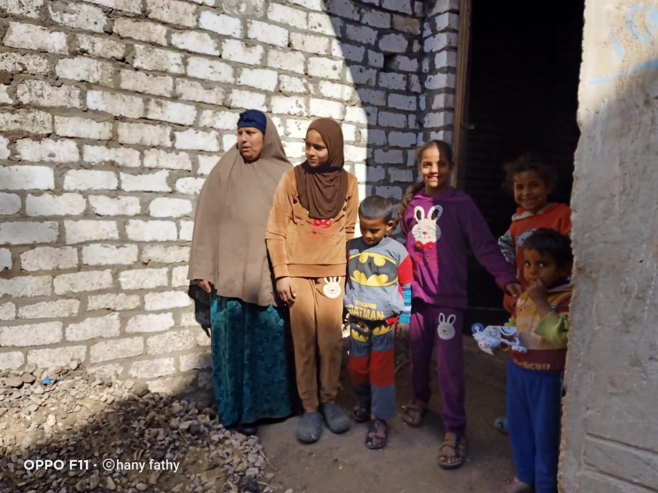 قرية نزلة الزاوية  عمار  التابعة لمركز ببا بمحافظة بنى سويف (7)