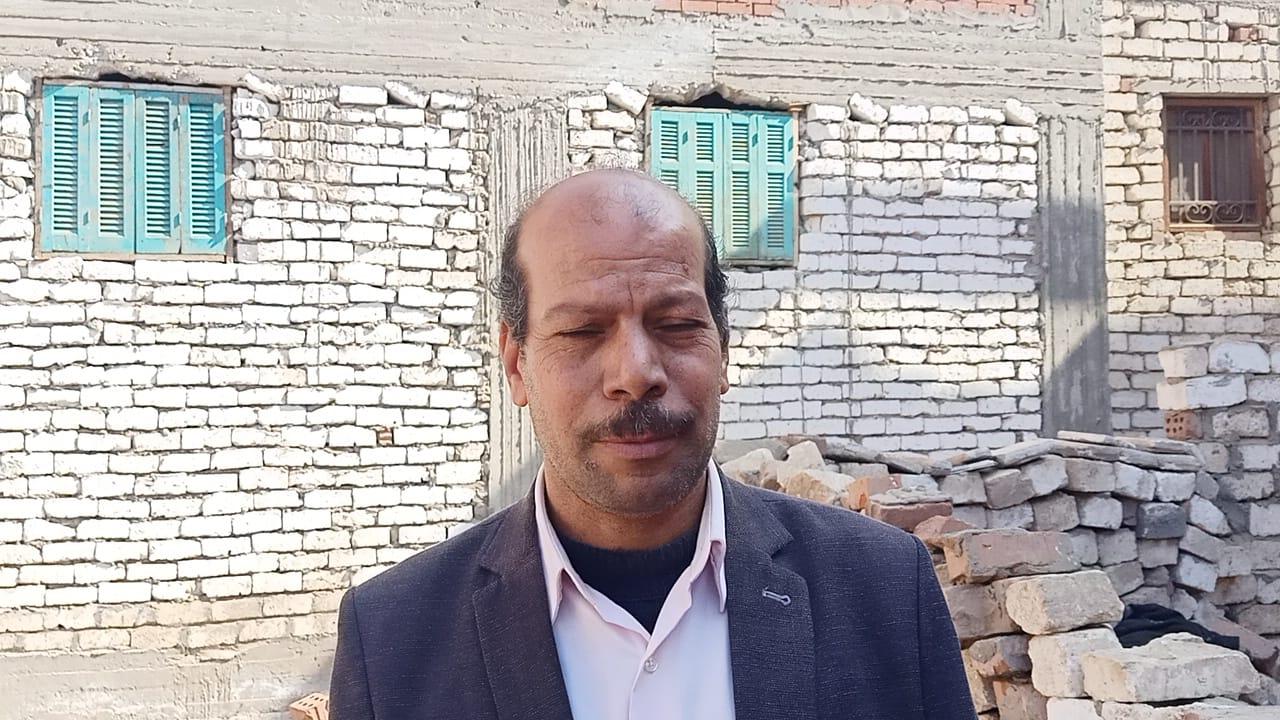 قرية نزلة الزاوية  عمار  التابعة لمركز ببا بمحافظة بنى سويف (6)