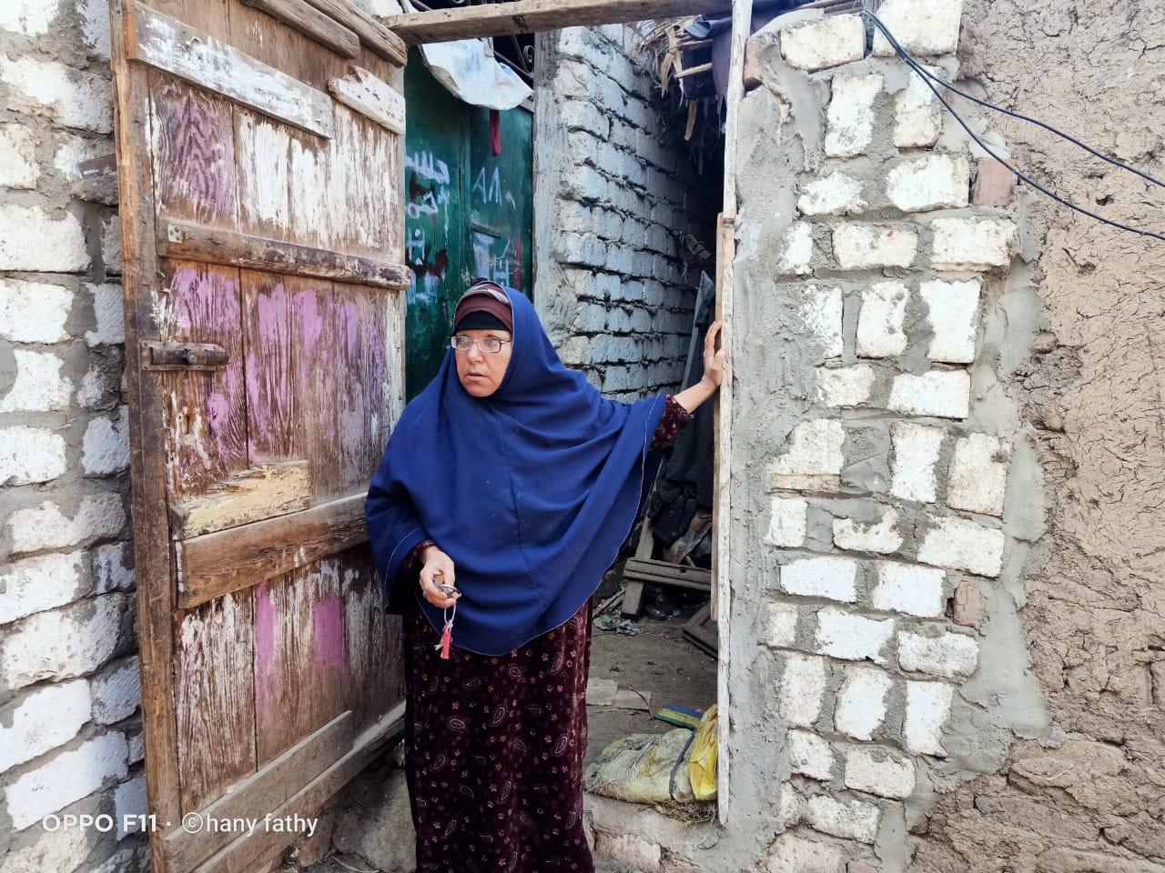 قرية نزلة الزاوية  عمار  التابعة لمركز ببا بمحافظة بنى سويف (5)