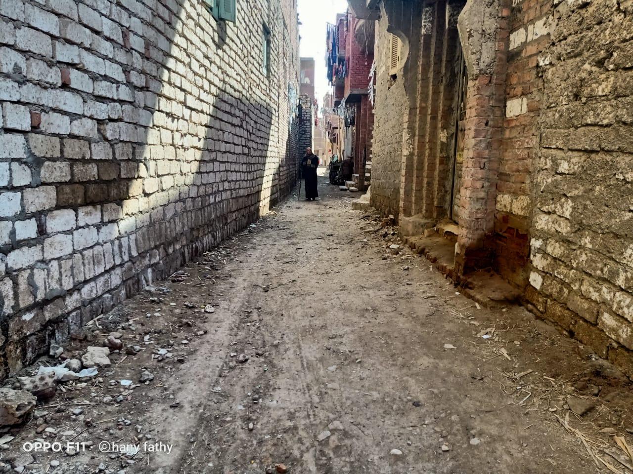 قرية نزلة الزاوية  عمار  التابعة لمركز ببا بمحافظة بنى سويف (8)