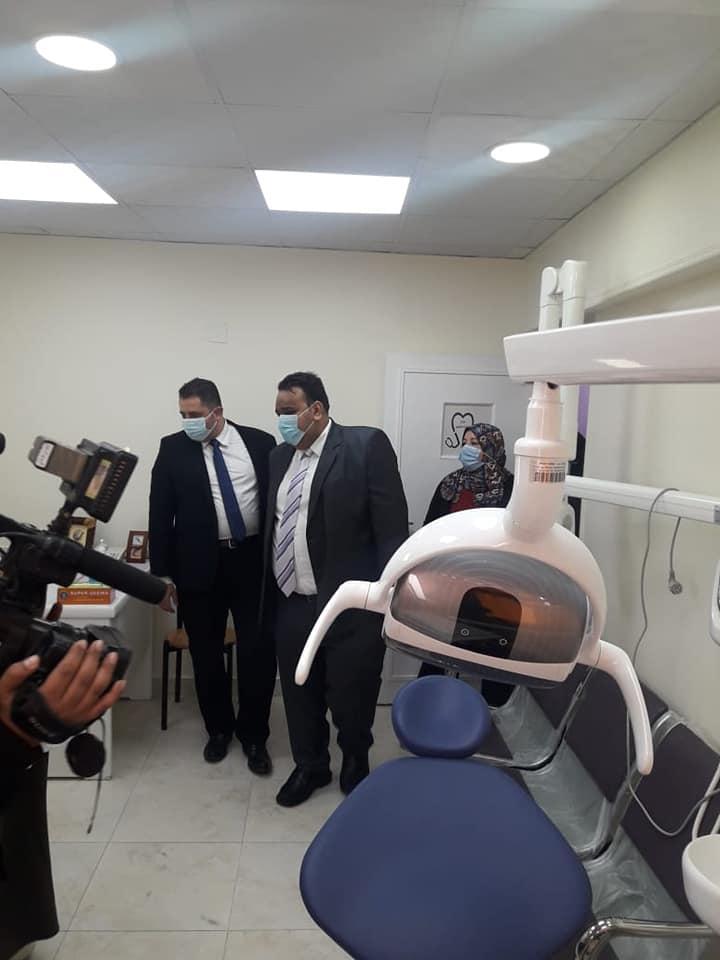 افتتاح مركز السيدة العذراء الطبى بروض الفرج (2)