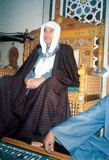 الشيخ راغب مصطفى غلوش