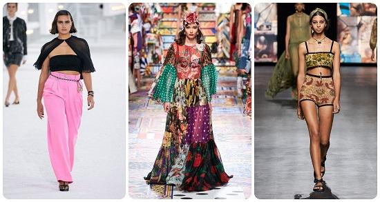 اتجاهات أزياء ربيه وصيف 2021