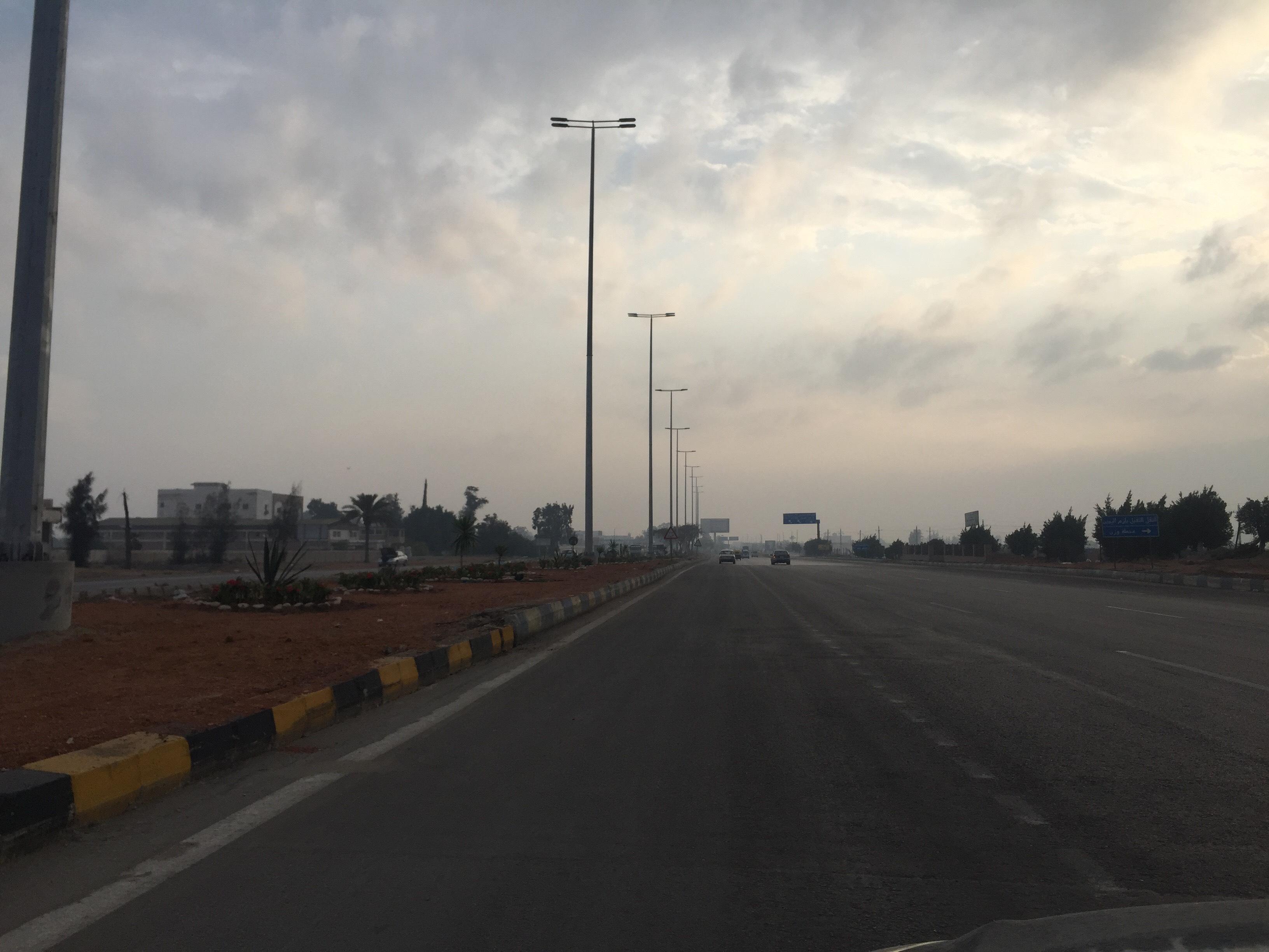 سيولة مرورية بطريق الاسماعيلية القاهرة (6)