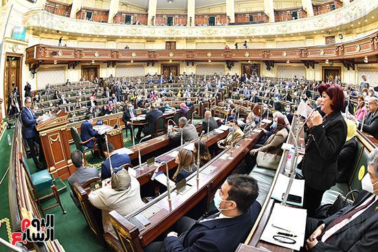 جلسة مجلس النواب بحضور وزير الاثار (32)