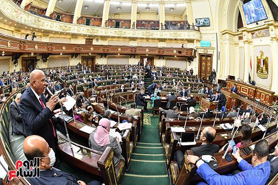 جلسة مجلس النواب بحضور وزير الاثار (40)