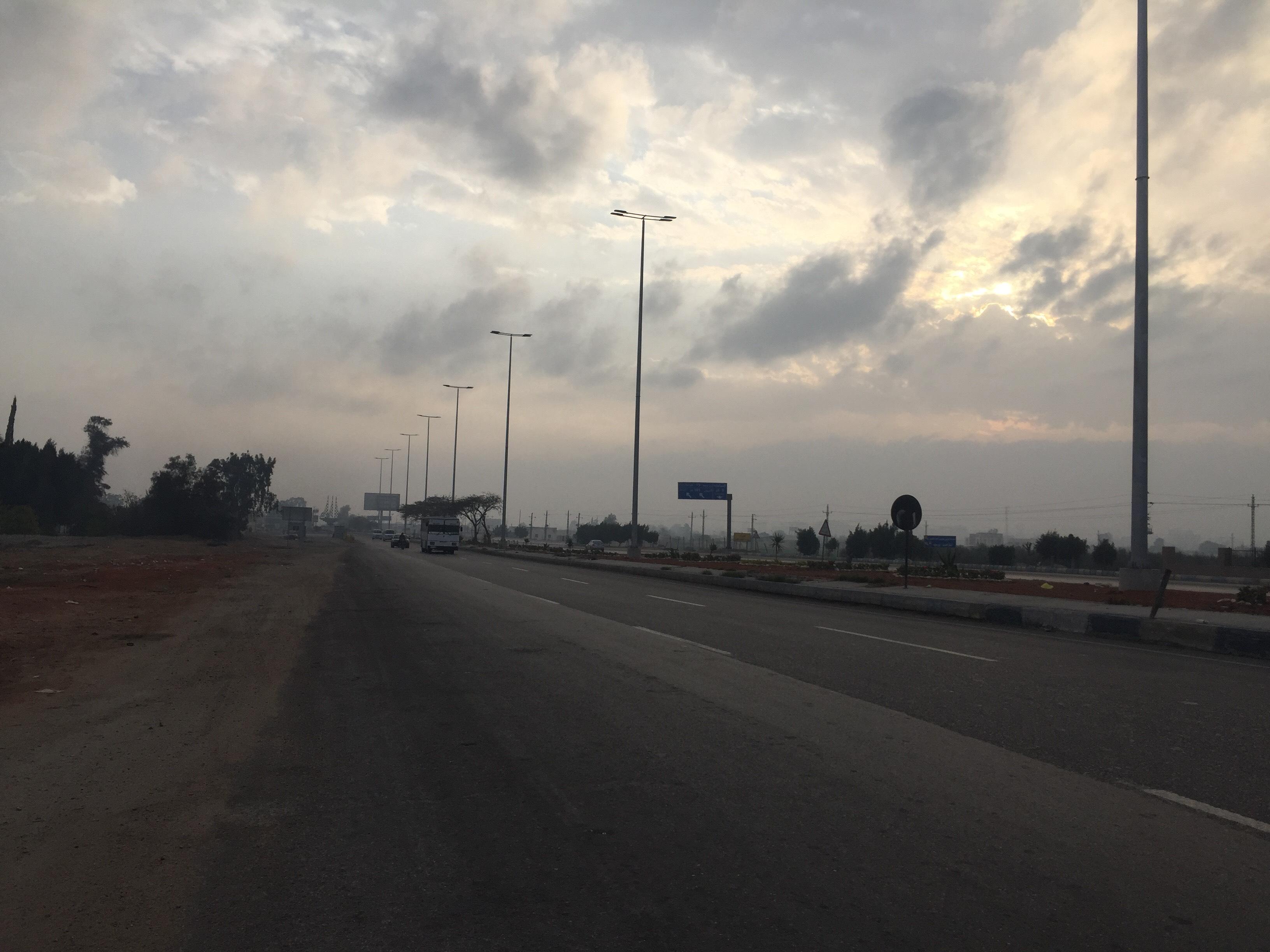 سيولة مرورية بطريق الاسماعيلية القاهرة (12)