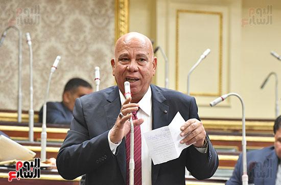 جلسة مجلس النواب بحضور وزير الاثار (12)