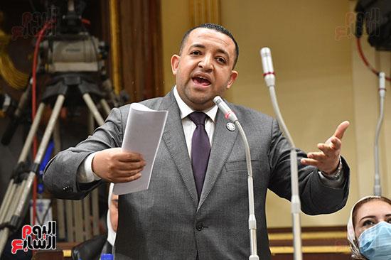 جلسة مجلس النواب بحضور وزير الاثار (61)
