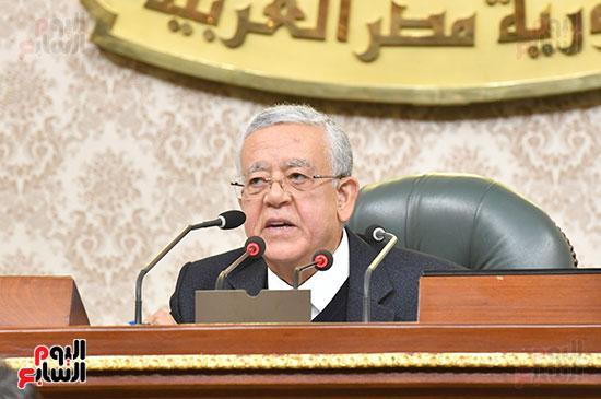 جلسة مجلس النواب بحضور وزير الاثار (36)