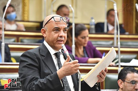 جلسة مجلس النواب بحضور وزير الاثار (72)
