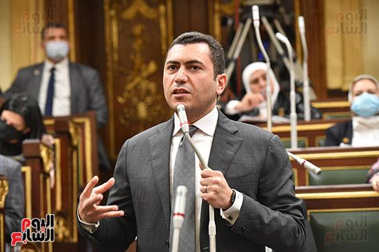 جلسة مجلس النواب بحضور وزير الاثار (26)
