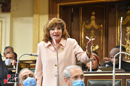 جلسة مجلس النواب بحضور وزير الاثار (35)