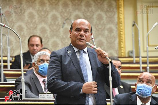 جلسة مجلس النواب بحضور وزير الاثار (28)