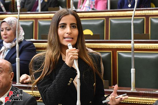 جلسة مجلس النواب بحضور وزير الاثار (42)