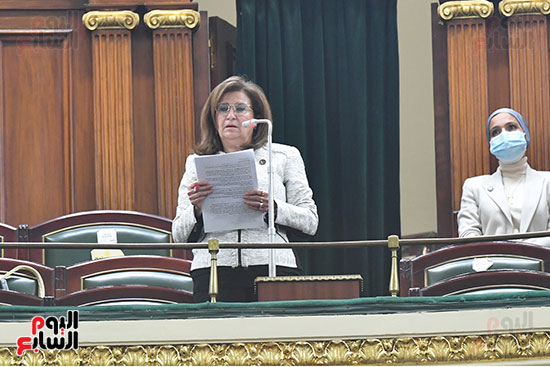 جلسة مجلس النواب بحضور وزير الاثار (34)
