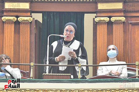جلسة مجلس النواب بحضور وزير الاثار (37)