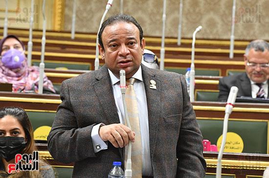 جلسة مجلس النواب بحضور وزير الاثار (27)