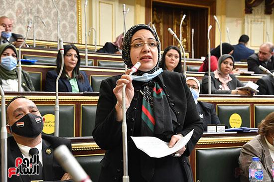 جلسة مجلس النواب بحضور وزير الاثار (59)