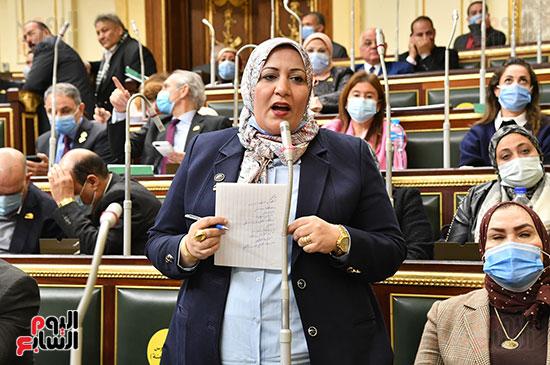 جلسة مجلس النواب بحضور وزير الاثار (24)