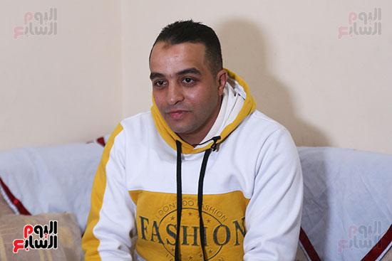 علاء السيد فرج، شقيق الشهيد فرج السيد فرج (3)